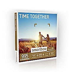 Buyagift - Time Together Smartbox Gift Experience Day for 2
