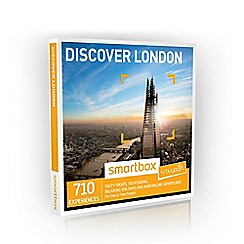 Buyagift - Discover London Smartbox Gift Experience for 2