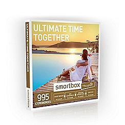 Buyagift - Ultimate Time Together Smartbox Gift Experience Day for 2