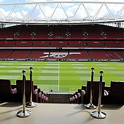 Buyagift - Adult Emirates Stadium Tour, Includes Branded Earphones Gift Experience for 2