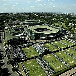 Buyagift - Adult Wimbledon Tennis Tour for Two