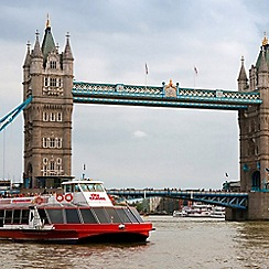 Buyagift - Family Thames Sightseeing Cruise Three Day Rover Pass Gift Experience Day for 5 or more