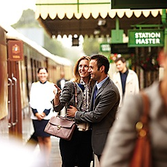 Buyagift - Belmond Northern Belle Five Course Dining Experience for Two - Special Offer