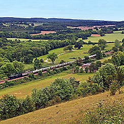 Buyagift - Steam Hauled Golden Age of Travel on the Belmond British Pullman - Special Offer
