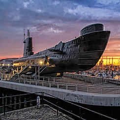 Buyagift - Portsmouth Historic Dockyard Annual Pass and Guidebook Gift Experience Day for 2