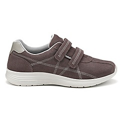 Hotter - Dark grey 'Astrid' casual trainers