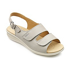 Hotter - Stone 'Easy' extra  wide fit sandals