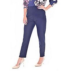 Grace - Navy smart trousers