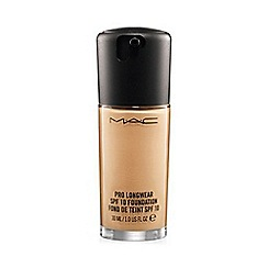 MAC Cosmetics - Pro Longwear SPF 10 Foundation
