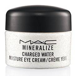 MAC Cosmetics - Mineralize Charged Water Moisture Eye Cream