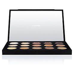MAC Cosmetics - Eye Shadow x15: Warm Neutral