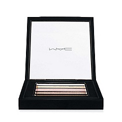MAC Cosmetics - 'Veluxe Pearlfusion' peachluxe eye shadow palette 4g