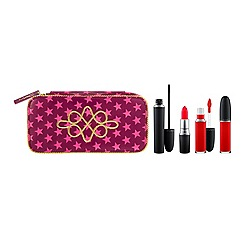 MAC Cosmetics - 'Nutcracker Sweet- Red Retro Matte' Debenhams exclusive make up kit