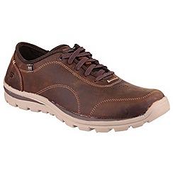Skechers - Dark brown 'Superior Harvin' shoe