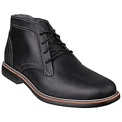 Skechers - Black 'Morley' Skechers by Mark Nason smart casual chukka boot
