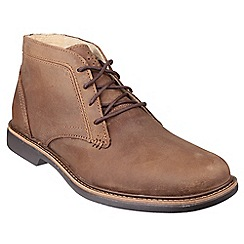 Skechers - Brown 'Morley' Skechers by Mark Nason smart casual chukka boot
