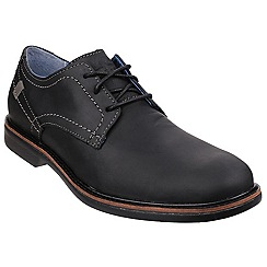 Skechers - Black 'Malling' Skechers by Mark Nason casual derby shoe