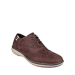 Skechers - Brown 'Whitby' Skechers by Mark Nason sporty casual oxford shoe