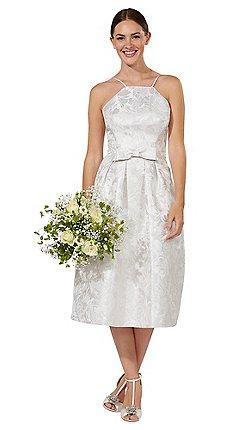 首次亮相 -  Silver'Honor'midi婚紗禮服