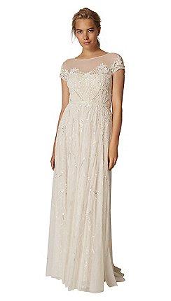 第八階段 - 白liliana點綴新娘禮服