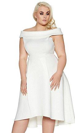 Plus-size - Skater dresses - Dresses - Women | Debenhams