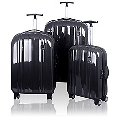 Tripp - Tripp Absolute Lite Cabin Suitcase range in Jet Black
