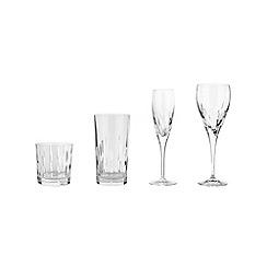 Debenhams - Debenhams 'Amelia' glassware range