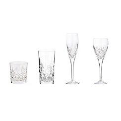 Debenhams - Debenhams 'Castalia' glassware range
