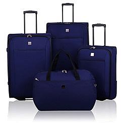 Tripp - Glide Lite II 2-wheel Suitcase Range in Indigo