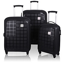 Tripp - Tripp Holiday 4 4-Wheel Suitcase range in Black