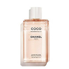 CHANEL - COCO MADEMOISELLE Velvet Body Oil