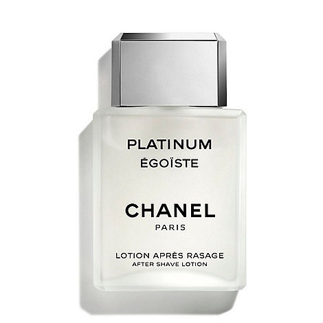CHANEL - PLATINUM ÉGOÏSTE After-Shave Lotion