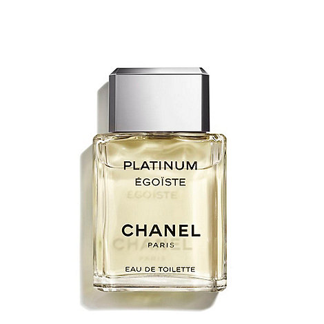 CHANEL - PLATINUM ÉGOÏSTE Eau De Toilette Spray 100ml