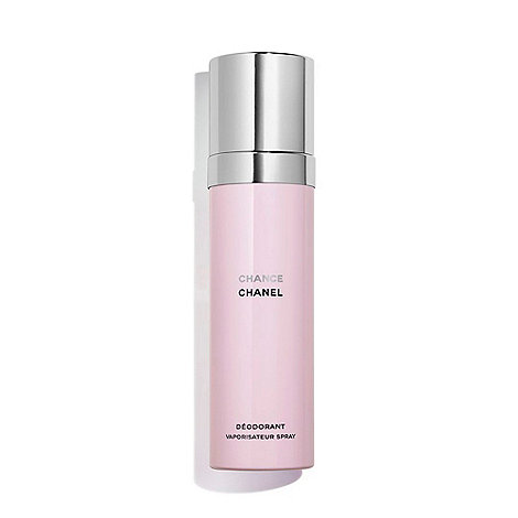 CHANEL - CHANCE Deodorant Natural Spray