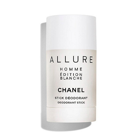 CHANEL - ALLURE HOMME ÉDITION BLANCHE Stick Deodorant