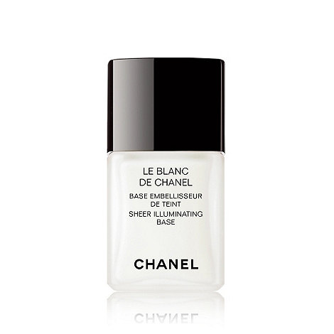CHANEL - LE BLANC DE CHANEL Sheer Illuminating Base