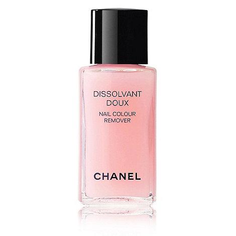 CHANEL - DISSOLVANT DOUX Nail Colour Remover