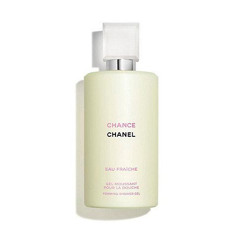 CHANEL - CHANCE EAU FRAÎCHE Foaming Shower Gel
