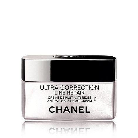 CHANEL - ULTRA CORRECTION LINE REPAIR Anti-Wrinkle Night Cream