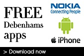 Debenhams apps