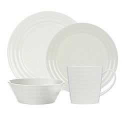 J by Jasper Conran - Designer porcelain 'Ripley' range