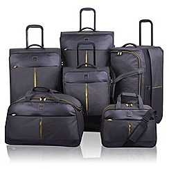 Tripp - Style Lite 4-wheel Suitcase range in Graphite