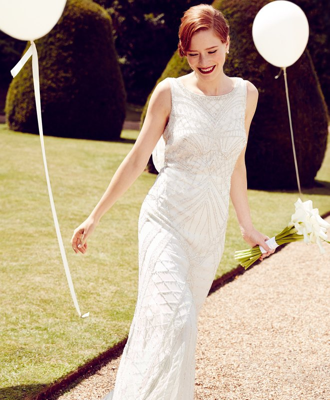 A Sneak Peek At Our New Wedding Dress Collection
