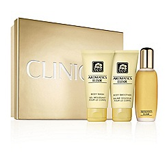 Clinique - Aromatics Elixir Essentials Christmas gift set  - Worth £71