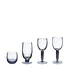 Denby - Denby 'Amethyst' glassware range
