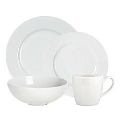 Ben de Lisi Home - Ben di Lisi white dine range