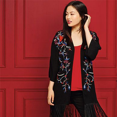 AW14 Style: Women's The Must-Have Kimono