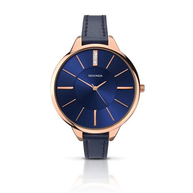 Ladies Rose Gold Watch 2144.28 by Sekonda