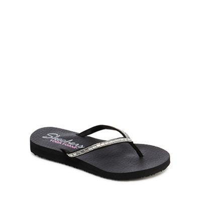 skechers yoga foam flip flops india