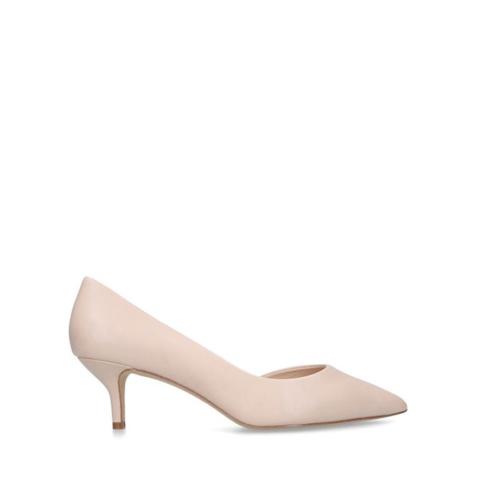 Pink 'nyderindra' Mid Heel Court Shoes by Aldo